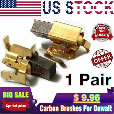 3 pairs Carbon Brushes For Bosch 023 Shear Router 5X8X16.5mm