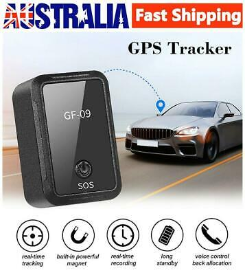 Car GPS Tracker Realtime GSM GPRS Vehicle Spy Tracking Device Anti-theft Locator