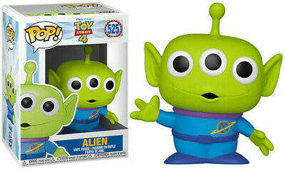 Toy Story 4 - Alien - Funko Pop! Disney: (2019, Toy NUEVO)