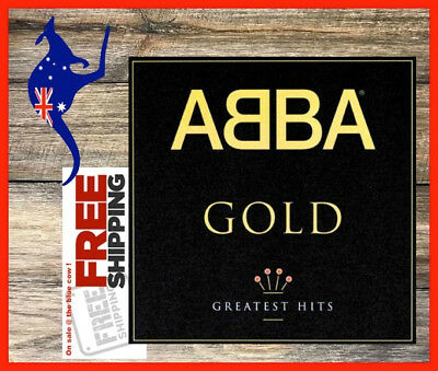 ABBA Gold Greatest Hits CD Exc. Condition + FREE Postage!