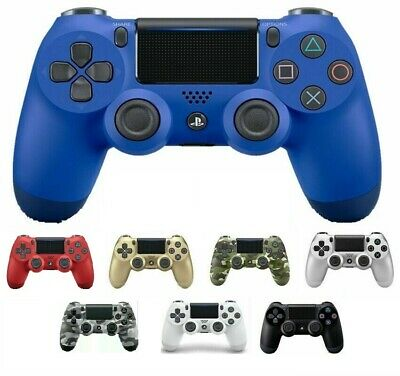 Sony Ps4 Dualshock 4 Wireless Controller - Official - No Box, Uk Fast Post