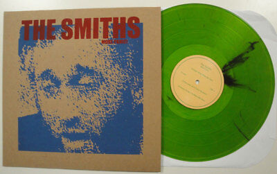 The Smiths More Panic Lp Green Clear Marbled Vinyl Morrissey Rare