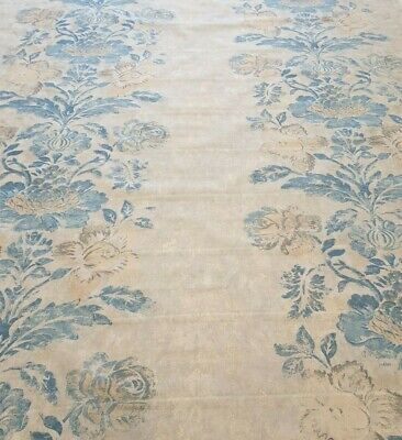 Harlequin Foxley Kingfisher Curtain Craft Fabric 2.5 Metres