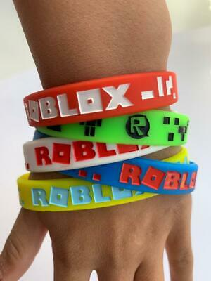 Roblox KIDS wristband silicone  New