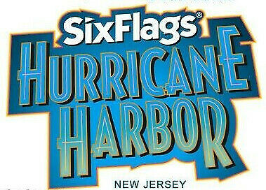 Six Flag's Hurricane Harbor New Jersey Tickets $22  A Promo Discount Tool