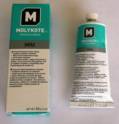 DOW CORNING MOLYKOTE 111 O-Ring Valve Silicone Lubricant