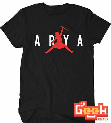 Air Arya T-Shirt Game Of Thrones Tshirt- SM-3XL