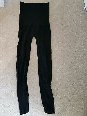 Jojo Maman Bebe Post Natal Support Leggings Black Size Large fits 12