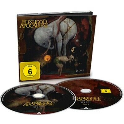 Fleshgod Apocalypse - Veleno - New Ltd Digipak CD/Blu-ray