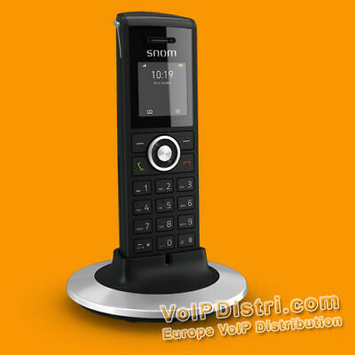 Snom M25 Dect Handset Compatible with Snom M700 M325 M300 and M5