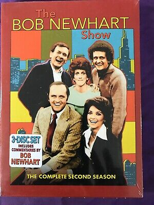 The Bob Newhart Show The Complete Second Season DVD New Sealed