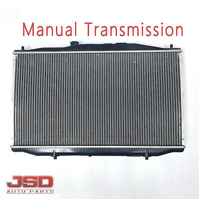2797 New Radiator Fit Honda Accord 2003 2004 2.4 L4 DX LX EX 03 04