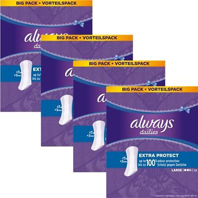 Always Dailies Culotte Protège Grand Extra Protection Odeur Neutralisant - 208