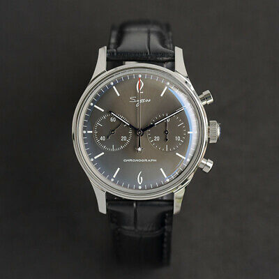San Martin Men's Vintage Stainless Steel Diver Watch Automatic Movement Watches