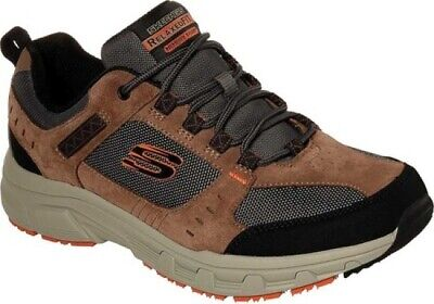 SKECHERS RELAXED FIT: Oak Canyon Men's Memory Foam Lace Up