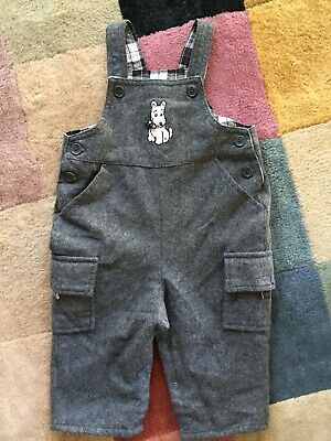 The Childrens Place Baby Boys Overall Short Size 6-9 Month