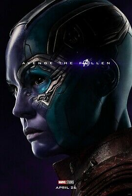 Avengers Endgame 13 Movie Poster Canvas Picture Art Print A0 A1 A2 A3 A4