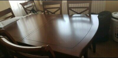 Townsend 6-12 seater dining table
