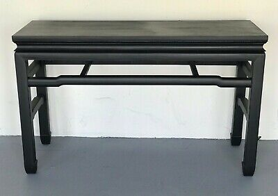 """Antique Chinese Hall Console Side Table 65"""" long 40"""" High"""