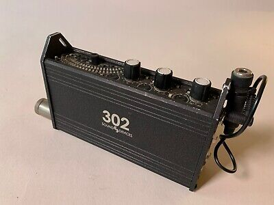 Sqn-3 M Broadcast Mischer Mit Ampower Np1 Anschluss In Many Styles Audio For Video