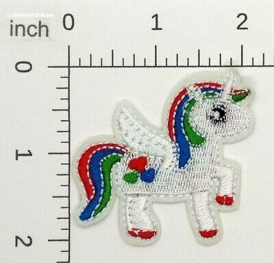 c88ee59ef UNICORN - LEGENDARY ANIMAL - FANTASY - Iron On Embroidered Applique Patch  479