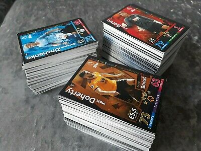 Match Attax Extra 2018/19 Bundle Of 100 Cards Inc 10 Shiny Cards Mint