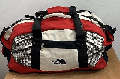 887f53e9f NORTH FACE VINTAGE Duffel Bag RARE Northface Carry Pack - $99.00 ...