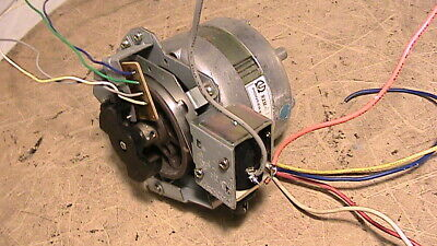 Pioneer RT-909 Reel motor RXM-078070700 with brake assembly HALL sensor side