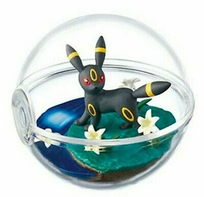 [USA Fast Ship!] Pokemon Terrarium Collection 4 UMBREON by RE-MENT