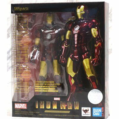 Bandai S.H.Figuarts Marvel Iron Man Mark 3 MK3 SHF Action Figure