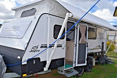 08/2017 Jayco Starcraft Outback 17.58-1Pop Top