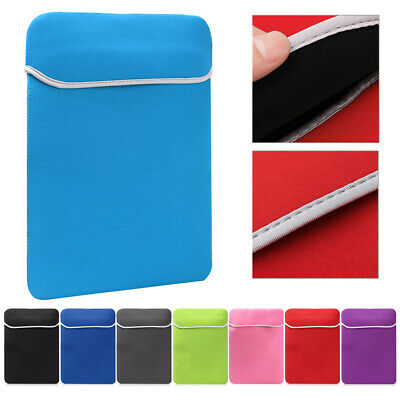 1x Laptop Bag Sleeve Case Notebook Pouch For MacBook Air Pro Lenovo HP Dell Asus