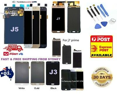 For Samsung Galaxy J3,J5,J7,J7 Pro,J7 Prime LCD Display Touch Screen Digitizer