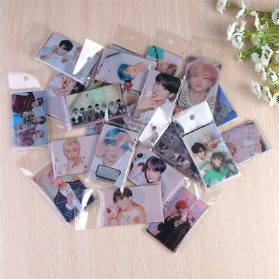 Kpop BTS Map of The Soul: Persona PVC Photo Card JUNGKOOK V Photocard Poster New