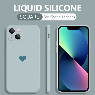 Slim Liquid Silicone Shockproof Soft Case Cover For iPhone XS Max XR 8 7 6s Plus
