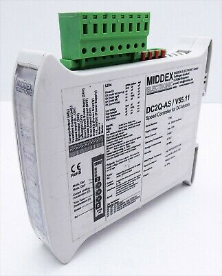 Middex Electronic DC2Q-AS / V55.11 Leistungsansteuerung -used-