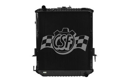 CSF Radiator Front New for Chevy Sedan Chevrolet Sonic 2012-2018 95316049 3734