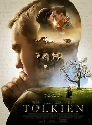 Tolkien - Affiche cinema 40X60 - 120x160 Movie Poster
