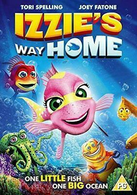 Izzie's Way Home **new / sealed** Childrens'  DVD (Region 2) - Fully guaranteed