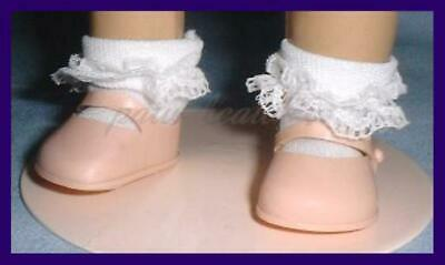 PINK Vogue Authorized Reproduction Doll SHOES fit GINNY Ginger Muffie