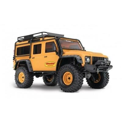 traxxas trx-4 scale Crawler Land Rover Defender Trophy 1:10 4wd rtr