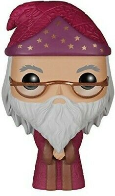 Harry Potter - Albus Dumbledore - Funko Pop! Movies (2015, Toy NUEVO)