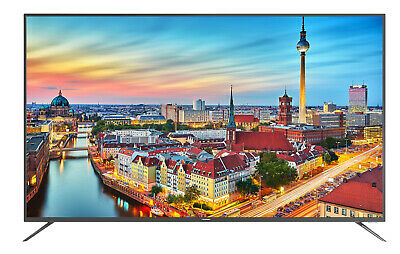 "New Blaupunkt - BP6500AU9100 - 65"" 4K Ultra HD Smart TV"