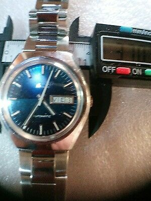 Thermidor automatic date-day,17 jewels swiss made , vintage buscado y dificil
