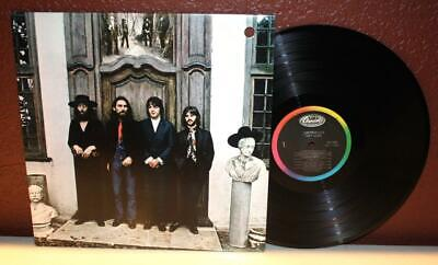 The Beatles Hey Jude Lp Vinyl Capitol Records Sj 385 ~R19