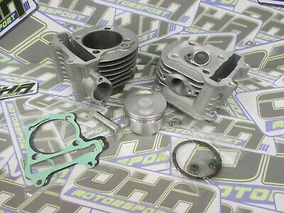 170cc BIG BORE Cylinder Piston & Cylinder Head Kit for GY6 152QMI Chinese 125cc
