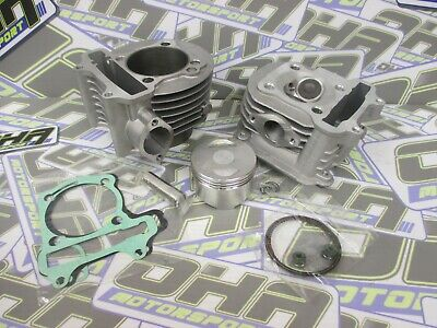 170cc BIG BORE Top End & Cylinder Head Kit for GY6 152QMI Chinese 125cc - NEW UK