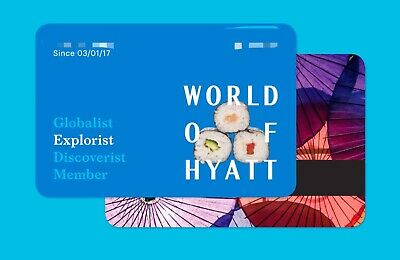 Hyatt Explorist Status(get it same day)Instant Upgrade valid until Feb 2021
