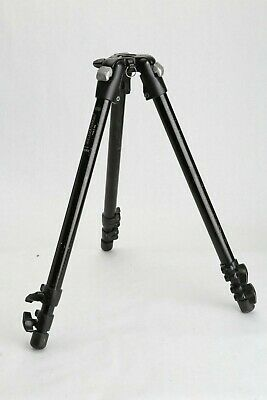 Manfrotto 190DB Aluminum Tripod Legs Only (no center column or head)