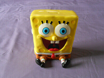 SPONGEBOB SQUAREPANTS | Ceramic Piggy Bank | Nickelodeon